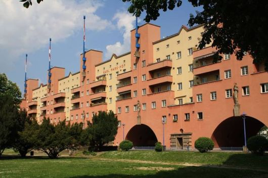 Karl Marx Hof - World's Longest Residential Building