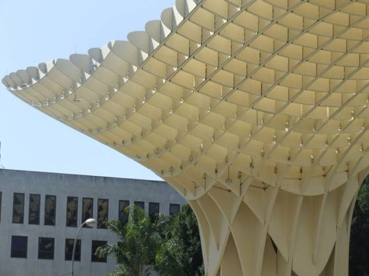 World's Largest Wooden Structure In Spain