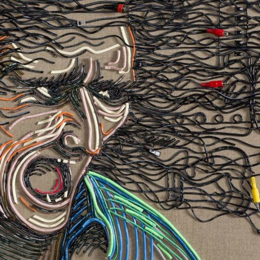 Amazing Creations With Old Electrical Cables
