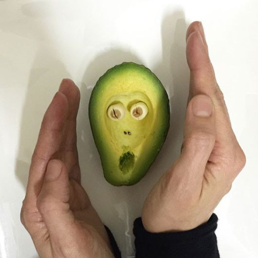 A Designer Turns Food Into Adorable Art