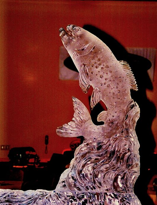 Ice Impressions Sculpture Gallery