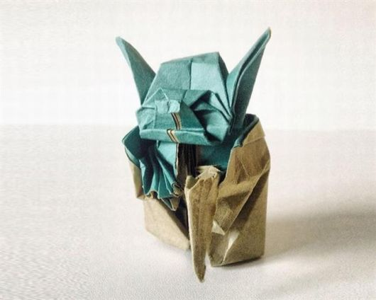 15 Incredible Origami Art Designs