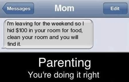 The Best Parents Ever