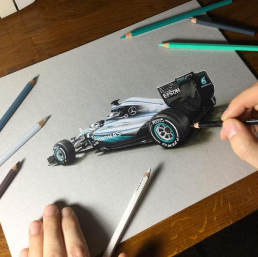 Hyper Realistic 3D Illustrations