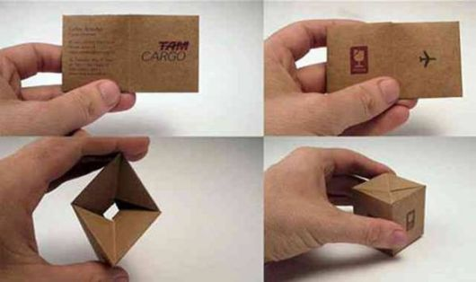 Ingenious Business Card Designs