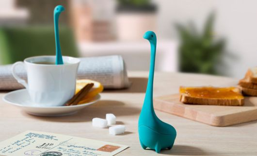 New Loch Ness Is Back As A Tea Infuser
