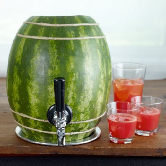 Eat Watermelon All Day Long