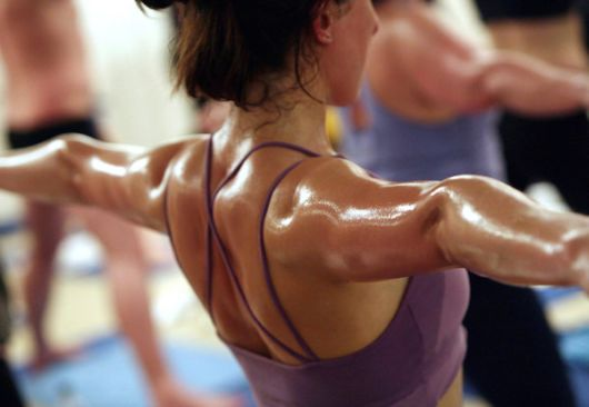 Health Benefits We Get From Sweating
