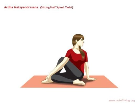 6 Yoga Poses To Lower Your Cholesterol Levels And Get Healthy