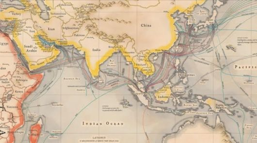 Did You Know 99 Percent Of Our Internet Comes From Underwater Cables In The Ocean?