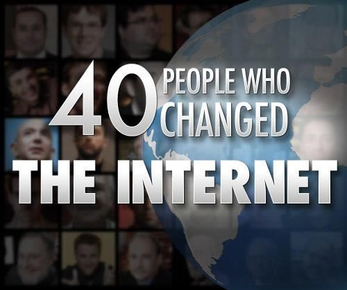 People Who Changed The Internet