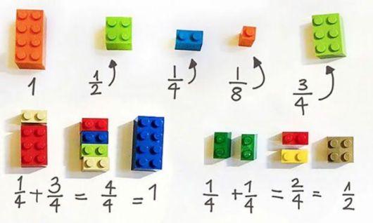 A Teacher Discovered The Genius Way Of Explaining Math Using LEGO