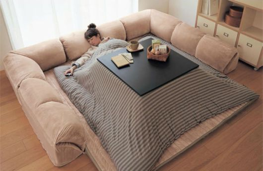 FThis Japanese Invention Means You''ll Never Have To Leave Your Bed Again
