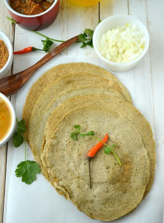 Mouth Watering Delicious Dosas Galore