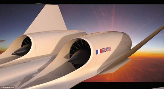 SonicStar Jet - Successor To The Concorde