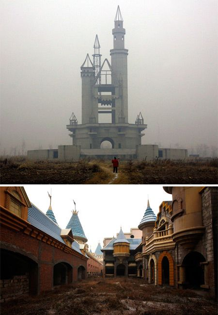The Abandoned Wonders Of China