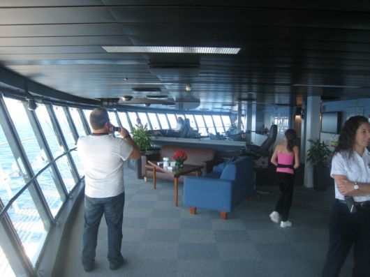 Behind The Scenes Of The World Largest Cruise Ship