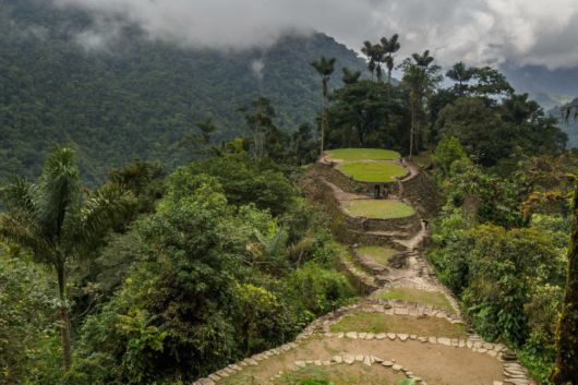 The 10 Cities Of Ancient Civilization Swallowed By The Forests