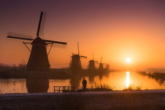 Stunning Photos Showing Mesmerizing View Of Netherlands