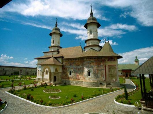 Scenic Sights From Romania
