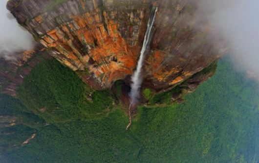 The Tallest Waterfall In The World