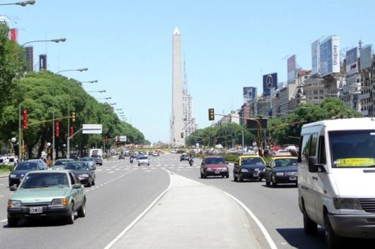 The Widest Street In The World