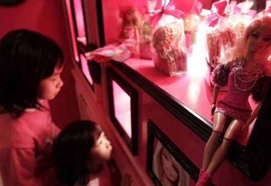 A Barbie Inspired Restaurant In Taiwan