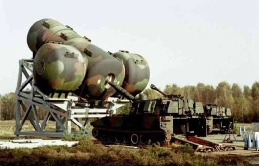 A Big German Artillery Silencer