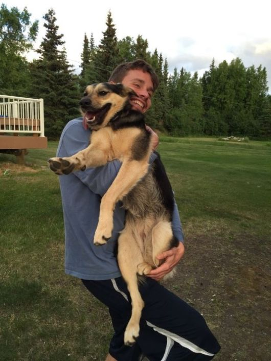 Freakingly Happiest Newly Adopted Dogs