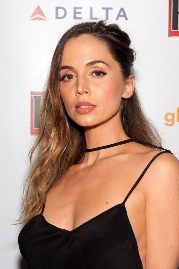 Eliza Dushku At The GLAAD Manhattan Summer Event