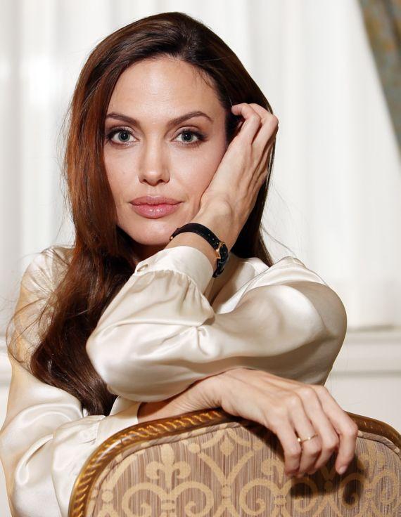 Gorgeous Angelina Jolie Latest Shoot