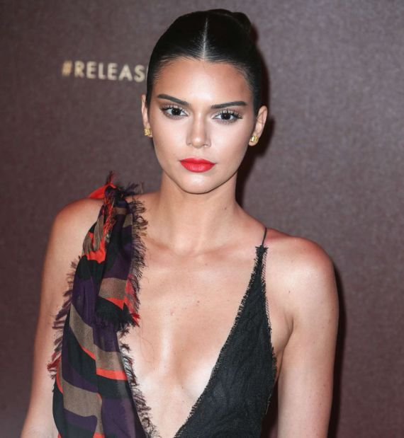 Kendall Jenner At Magnum Party In Cannes