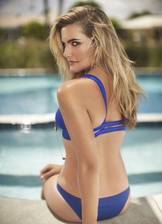 Lexi Thompson Shoots For GolfPunk Magazine