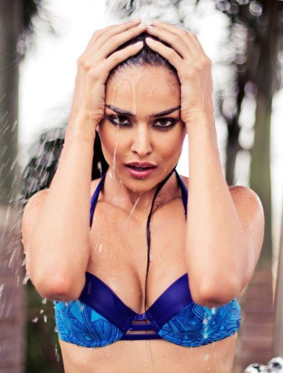 Nathalia Kaur Latest Photoshoot In Bikini